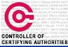 Digital Signature CCA Root Signature 2014