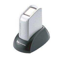 Nitgen Fingkey Hamster DX HFDU06 FBI SQTC Certified Fingerprint Biometric Scanner for Aadhaar Authentication