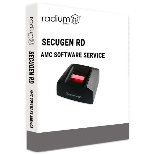 Secugen RD AMC Service Registration of Biometric Device Online - RD Service for Secugen Hamster Pro 20